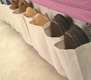 underbed-Shoe-Storage